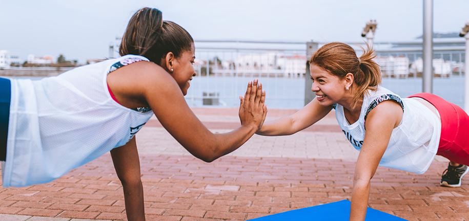 ¡Cinco razones para hacer más ejercicio!
