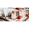 Slim Barritas de tarta de queso con fresas
