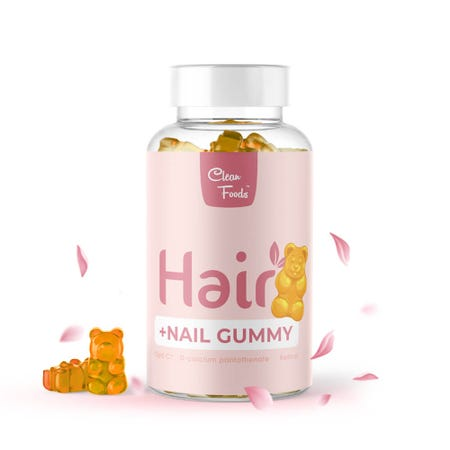 Collagen Hair Gummy 1 + 1 Gratis
