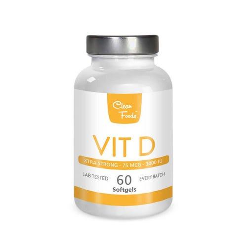 Vitamin D3 3000IU