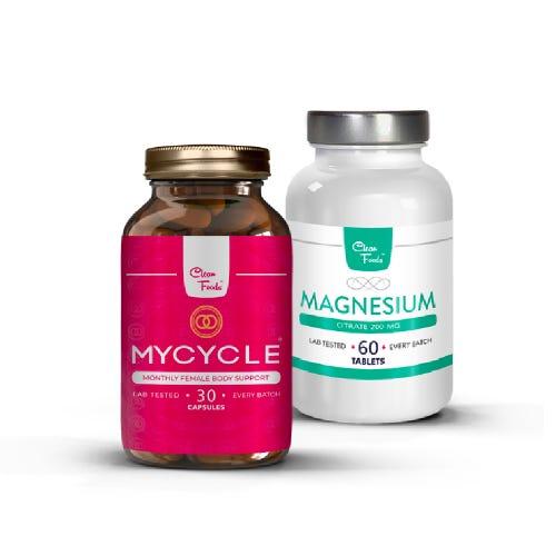 2x MyCycle + Magnesium