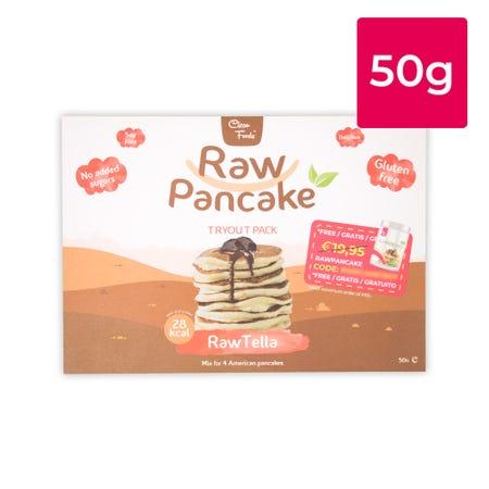 Tryout RawPanqueque RawTella