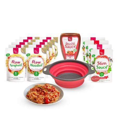 Paquete De Prueba M - Pasta