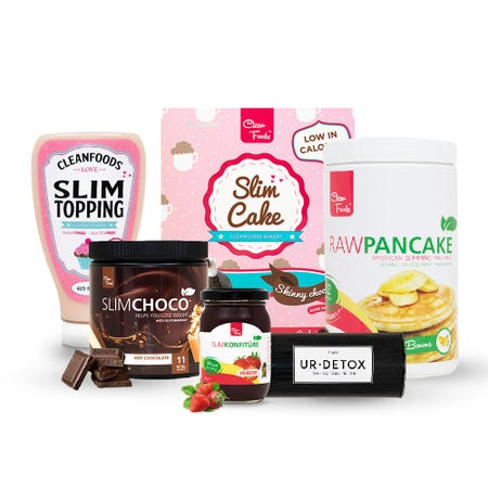 Healthy Slim High Tea