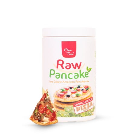 RawPanqueque Pizza Limited Edition