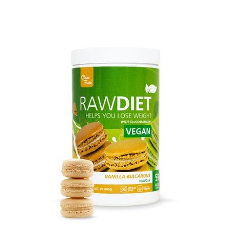 RawDieta Vegano
