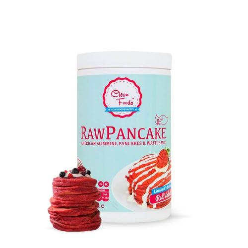 1x RawPanqueque Red Velvet