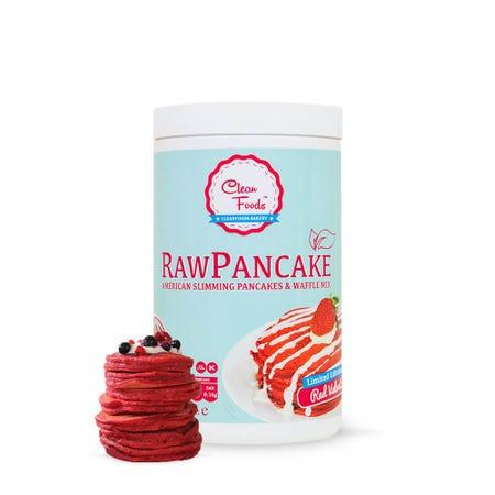 RawPanqueque Red Velvet