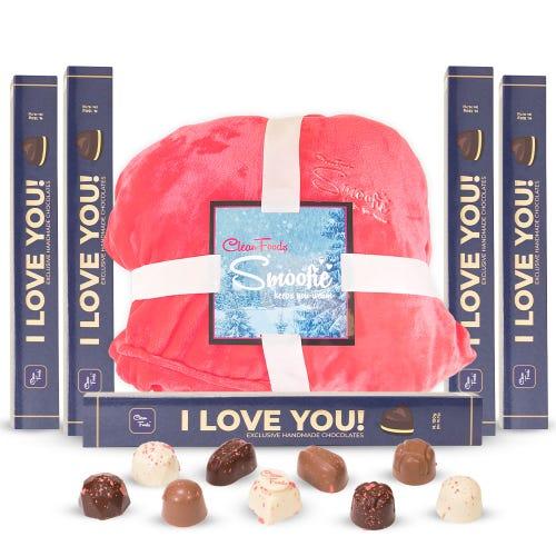 5x Love Chocolates + Smoofie