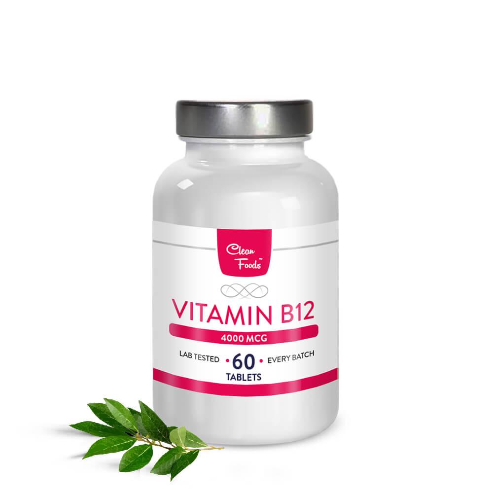 Beneficios de la vitamina b12 para adelgazar