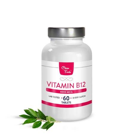 Vitamina B12 4000mcg