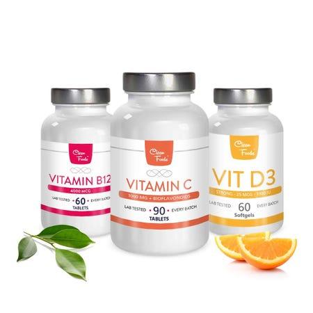 Pack Immunity boost L