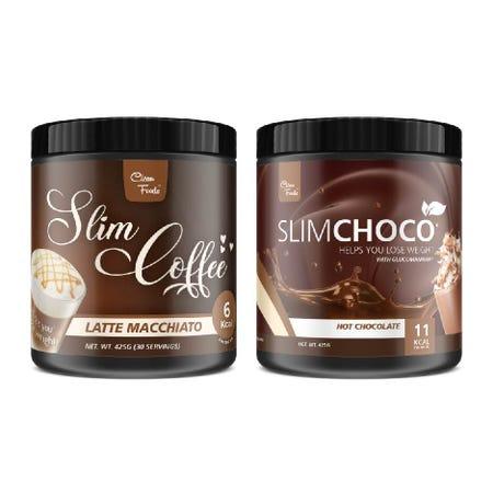 SlimChoco & SlimCoffee